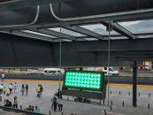 SGM llena de luz varios el centro comerciale Cosmopol de México