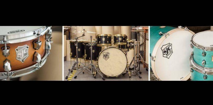 Evans Drumheads anuncia asociación OEM exclusiva con SJC Custom Shop