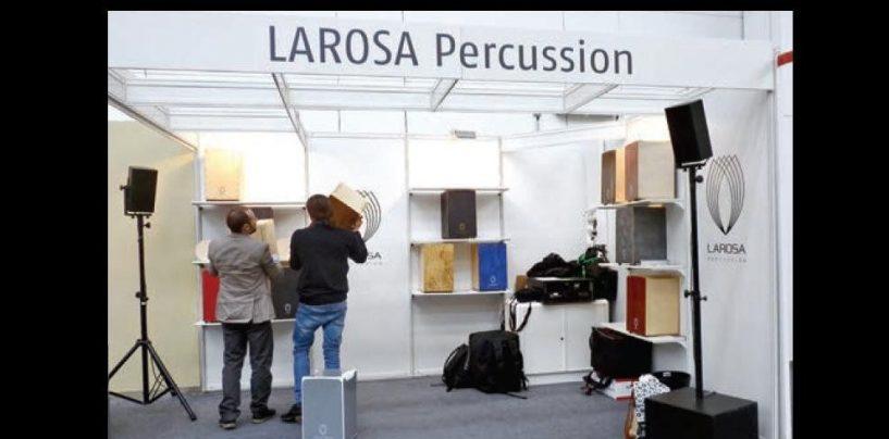 LA ROSA PERCUSION TIENE NOVEDADES EN PRODUCTOS