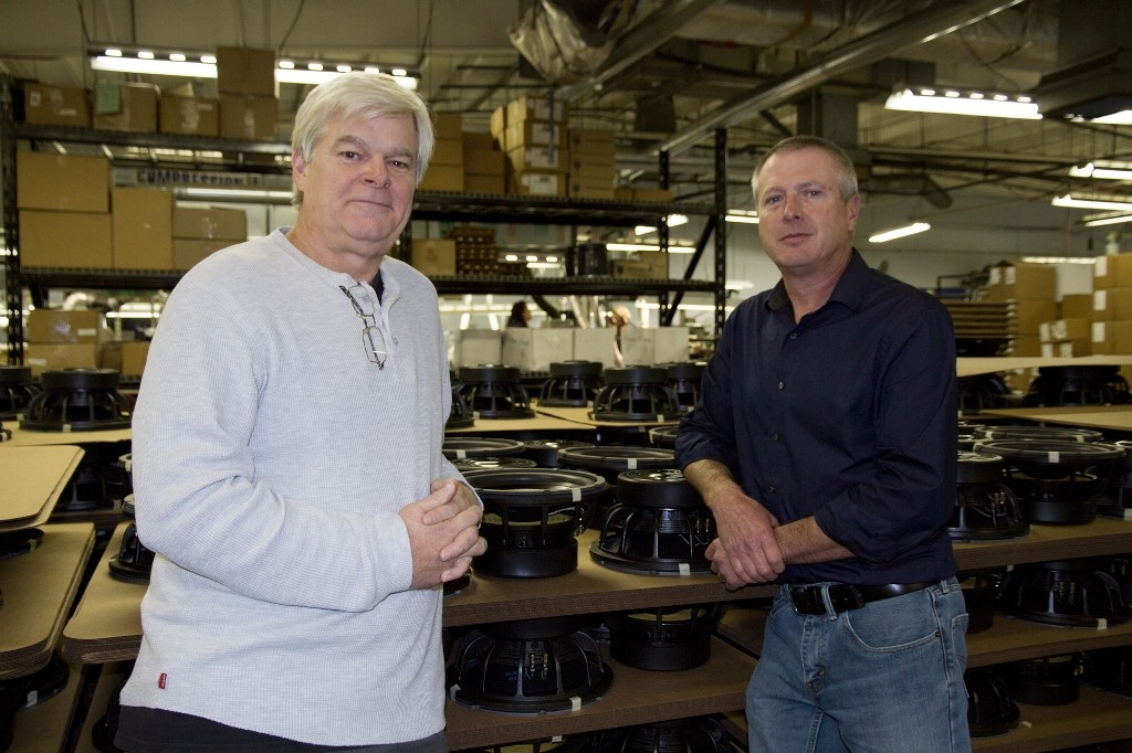 Rob Gault y Chris Rose