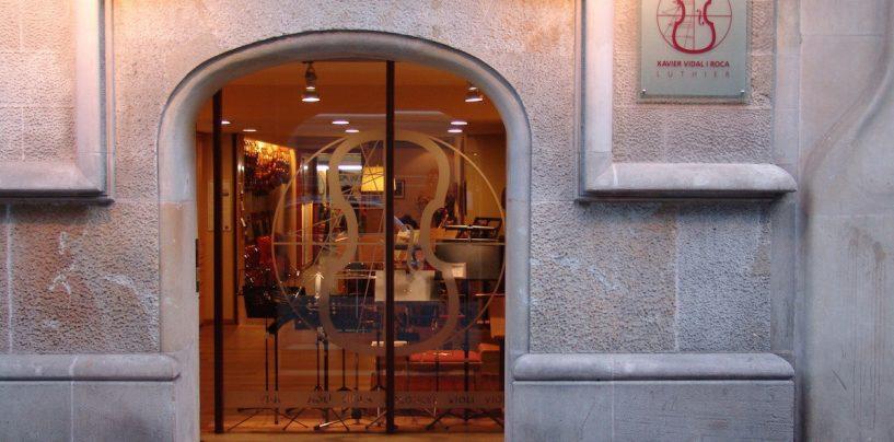 Las tres décadas de Luthier Vidal