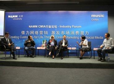 Toda una alineación de las principales marcas se reunirán en Music China