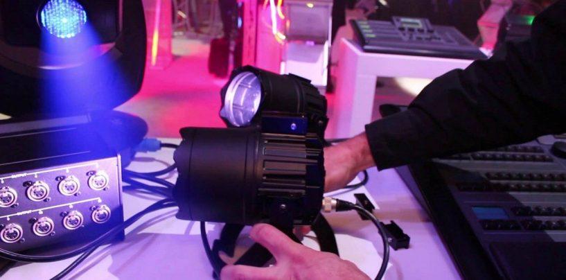 GLP anuncia el lanzamiento de la nueva X4 Atom de 30W