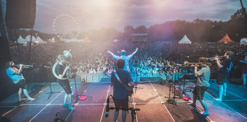 """Musikmesse en colaboración con """"Woodstock of Brass Music"""""""