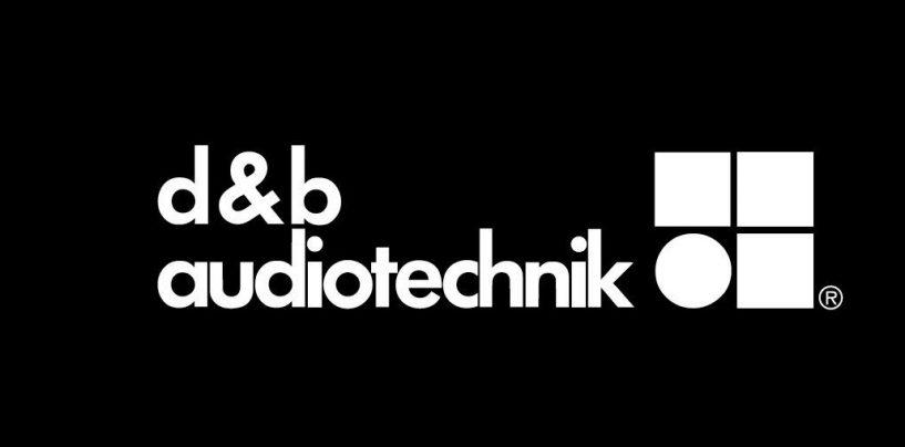 d&b audiotechnik encuentra más nichos de mercado