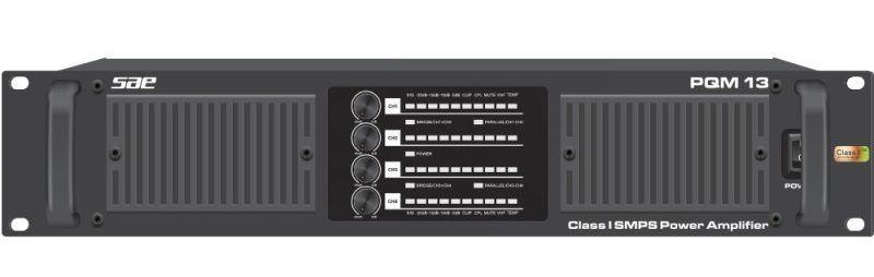 El más vendido: amplificador PQM13