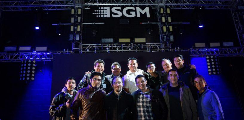 La SGM International Training Academy realizó su 3er seminario en México