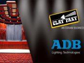 Osram y Clay Paky adquieren operaciones de ADB