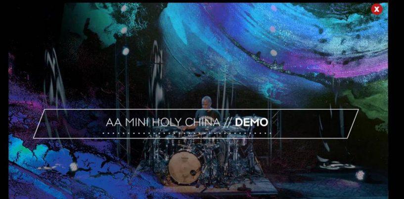 NAMM 2017: SABIAN presentó el nuevo AA Mini Holy China