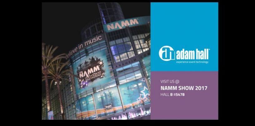 NAMM 2017: LD Systems presenta el MAUI 11 G2 y el MAUI 28 G2