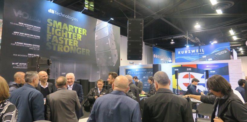 NAMM 2017: La B.Hype de dBTechnologies debutó en NAMM