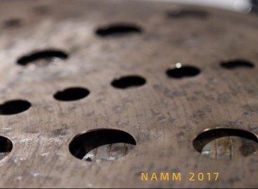 NAMM 2017: Zildjian anuncia tres nuevo modelos de baquetas para este año