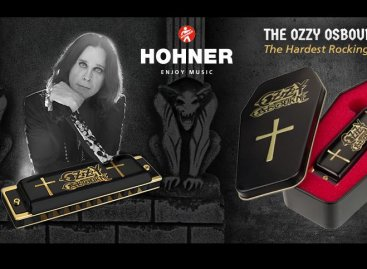 HOHNER presenta su Ozzy Osbourne Harp