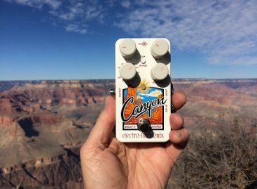 Canyon Delay & Looper, lo nuevo de EHX