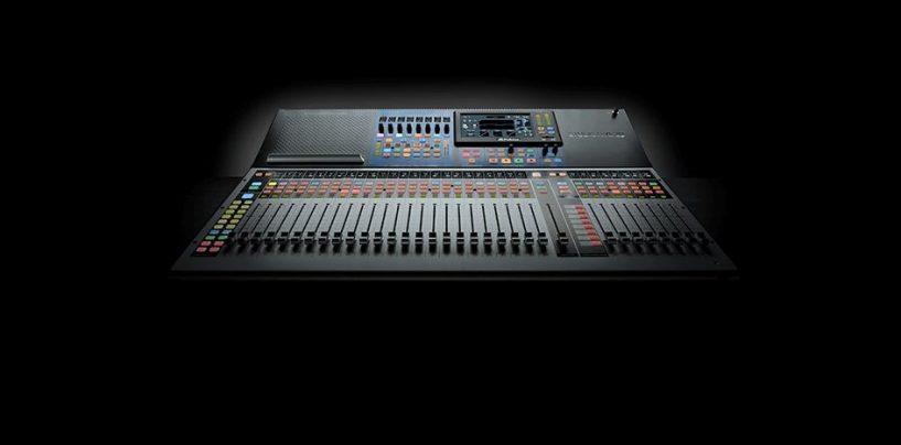 PreSonus desvela las consolas StudioLive Series III