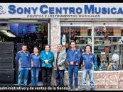Sony Centro Musical, el lugar donde se concentra lo necesario para hacer música