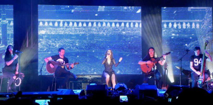 """D.A.S. Audio respalda a Malú en su """"Tour Caos"""""""