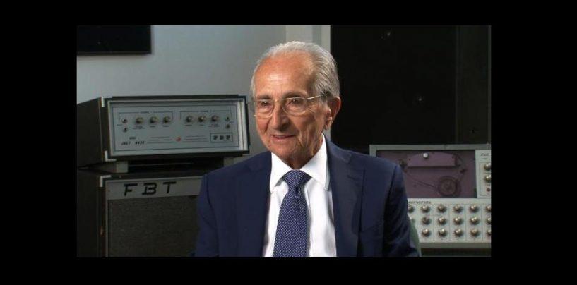 Lamentamos la partida del Sr. Vinicio Tanoni, co-fundador de FBT