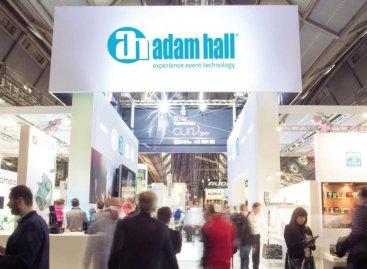 Adam Hall Group presenta sus novedades en Prolight + Sound