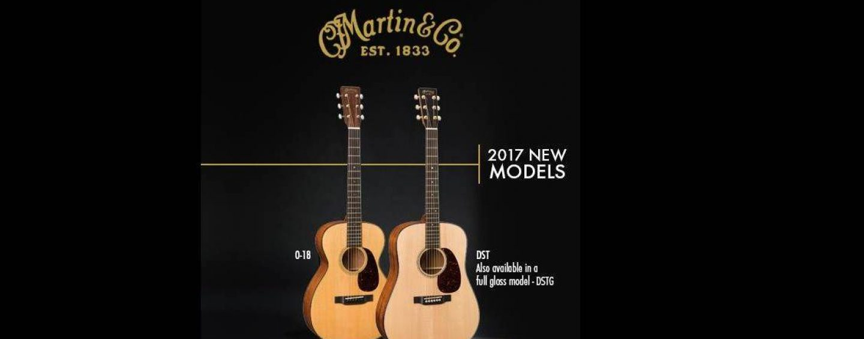 Musikmesse 2017: Martin Guitar presenta dos nuevos modelos Dreadnought en la feria