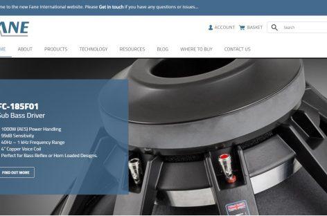 ¿Ya visitó el nuevo sitio web de Fane?