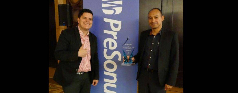 Yamaki, Mejor Distribuidor de PreSonus Para Latinoamérica