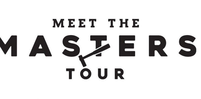 SABIAN de viaje con el Meet the Masters Tour