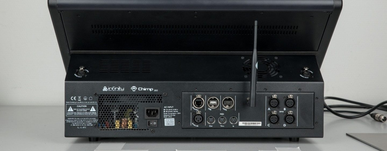 Highlite presenta su controlador de iluminación Infinity Chimp 300
