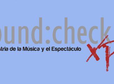 Sound.check Expo comienza este fin de semana