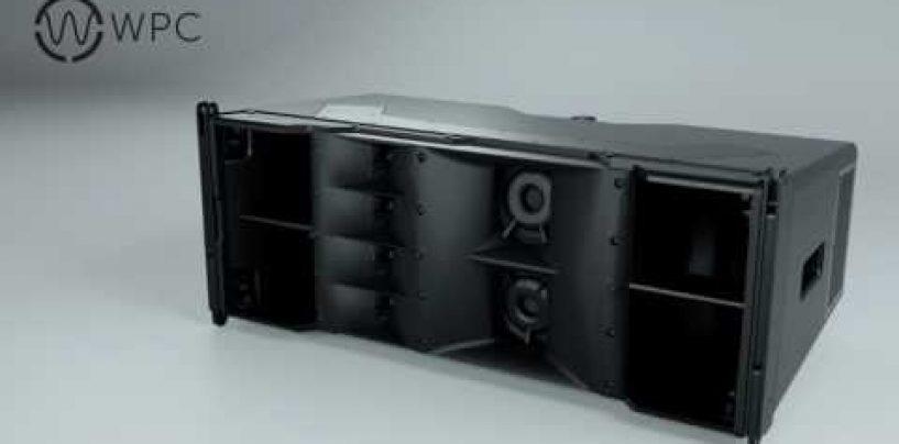 Martin Audio lanza la nueva Wavefront Precision Series de line array