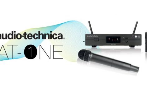 Audio-Technica presentó su sistema inalámbrico AT-One