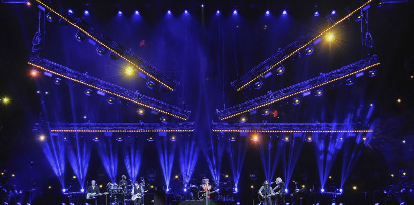 Bon Jovi se va de gira con la consola de control grandMA2 de MA Lighting