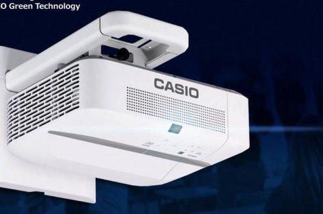 Dos nuevos proyectores se unen a la serie UST de CASIO