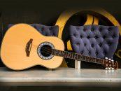 Ovation Guitars reestrena los modelos de guitarra Glen Campbell Signature