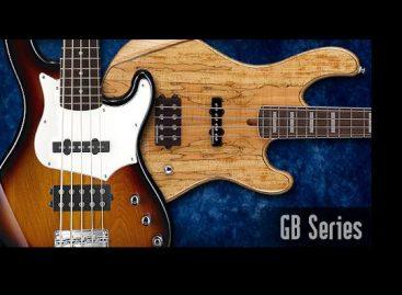 Cort Guitars trae nueva GB Series de bajos
