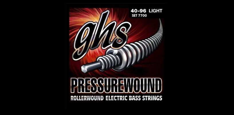 GHS Strings alarga sus cuerdas para bajo Short Scale Bass Strings