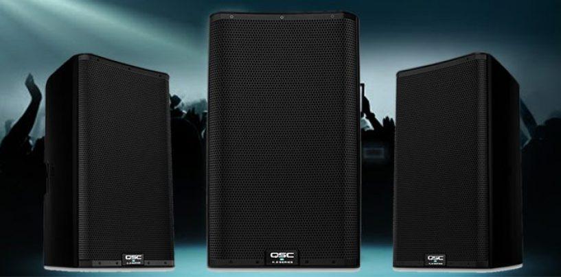 QSC duplica su potencia con la Serie K.2