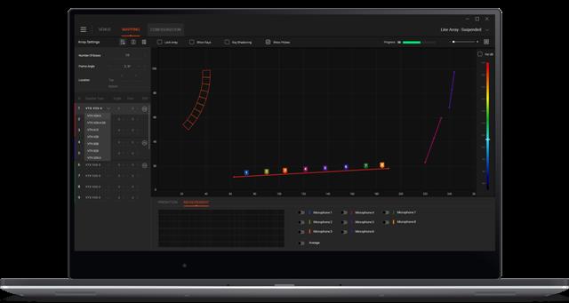 Line Array App 1