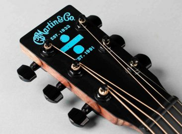 Nueva guitarra Ed Sheeran ÷ Signature Edition de Martin Guitar