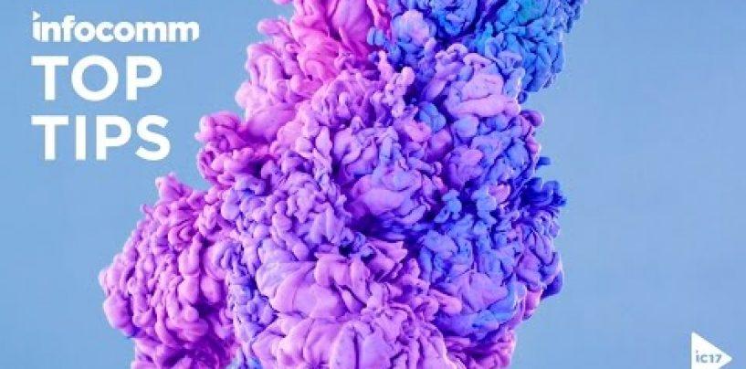 Elation Professional visitará InfoComm 2017