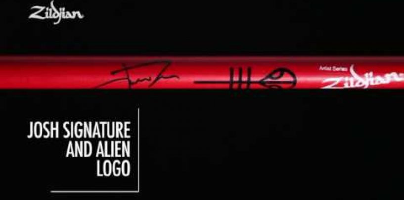 Nueva baqueta Josh Dun Artist Series de Zildjian