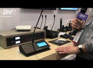 Shure presentó un avance del nuevo sistema Microflex Complete