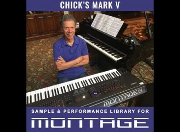 Ya puede descargar gratis Chick Corea Mark V Sample & Performance Library de Yamaha