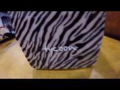 La selva llega a Tycoon con su nuevo cajón Cebra Blanco
