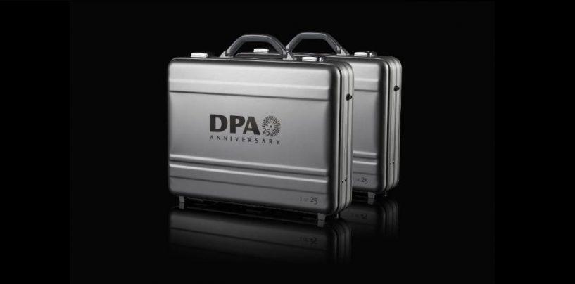 DPA Microphones sigue sumando productos en celebración del 25º Aniversario