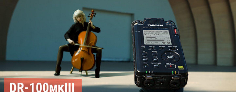 Tascam, sinónimo de calidad y rentabilidad a la hora de grabaciones portátiles profesionales