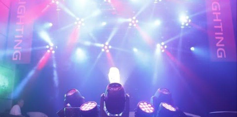 Ya está disponible la luminaria híbrida Phantom de PR Lighting