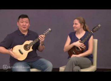 Nuevo set de cuerdas para ukelele Andrew Molina Signature Set de GHS