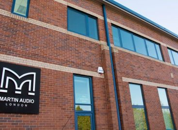 Martin Audio aprovechará al máximo el próximo PLASA Show