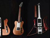 La guitarra para armar de Somnium Guitars